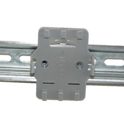 DATEC - DIN-rail beugel