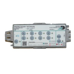 DATEC - KNX / DALI actuator 1x 8 channels