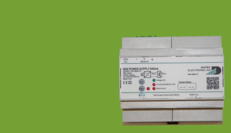 KNX Power Supply 640mA