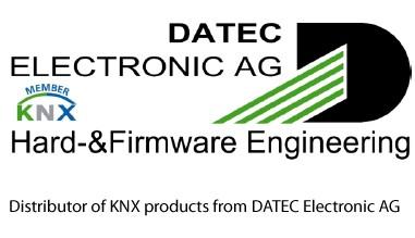 Distributeur des produits KNX de Datec Electronic AG